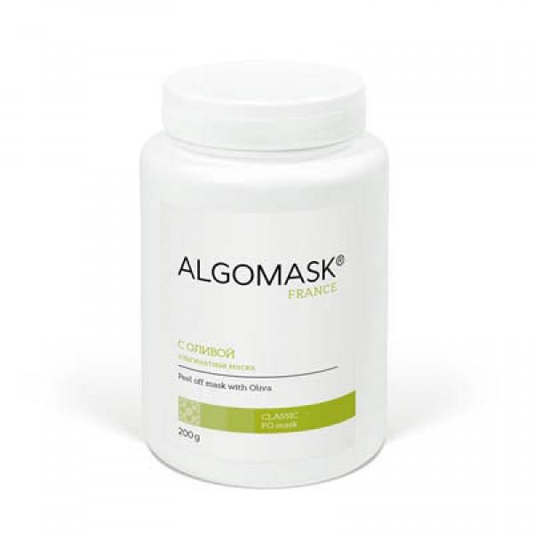 С ОЛИВОЙ альгинатная маска ALGOMASK, 200 г   картинка