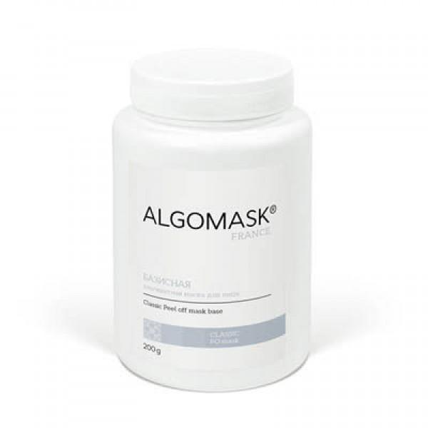 БАЗИСНАЯ альгинатная маска для лица ALGOMASK, 200 г   картинка