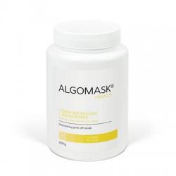 СТИМУЛИРУЮЩАЯ С ЖЕНЬШЕНЕМ альгинатная маска для лица ALGOMASK, 200 г