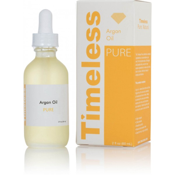 Аргановое масло 100% argan oil 100% pure Timeless Skin Care, 30 мл картинка