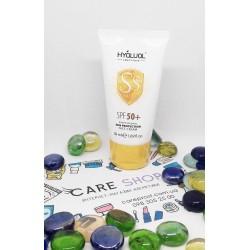 Солнцезащитный крем SPF 50 Hyalual Safe Sun SPF 50+ ,50мл
