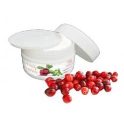 Крем-маска для лица с клюквой Elitecosmetic Cream Mask Cranberry 120 ml