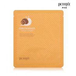 Гидрогелевая маска для лица PETITFEE Gold & Snail Hydrogel Mask