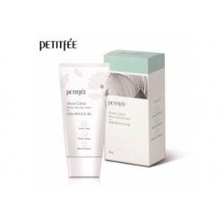 Увлажняющий и осветляющий  PETITFEE Snow Lotus White Tone Up Cream 50ml