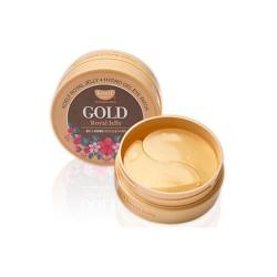 Гидрогелевые патчи для глаз с золотом KOELF Gold & Royal Jelly Eye Patch, 60 шт