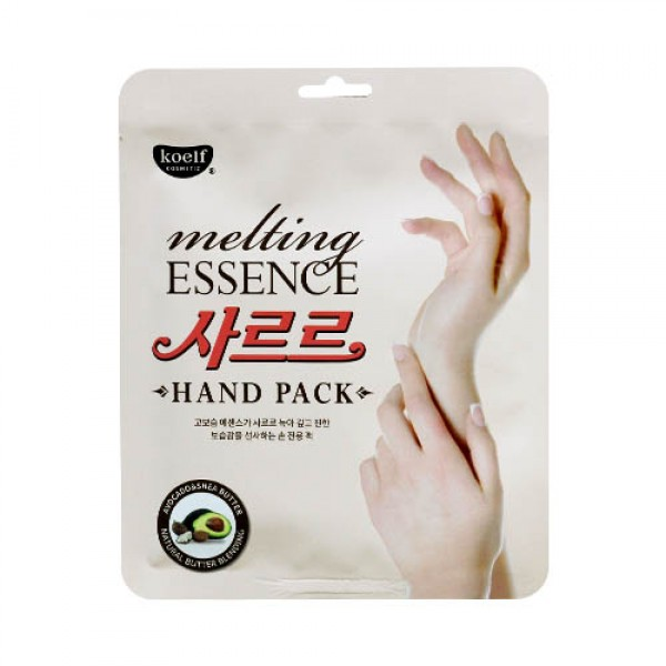 Маска для рук KOELF Melting Essence Hand Pack картинка