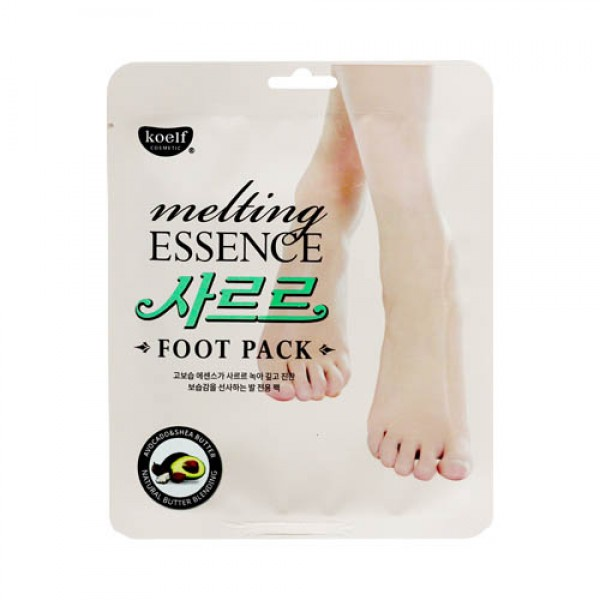 Маска для ног KOELF Melting Essence Foot Pack картинка