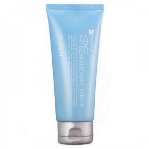 Очищающая пенка для проблемной кожи Mizon Acence Anti Blemish Foam Cleanser картинка