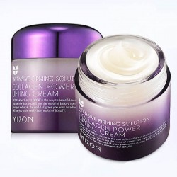 Mizon Collagen Power Lifting Cream - крем для лица