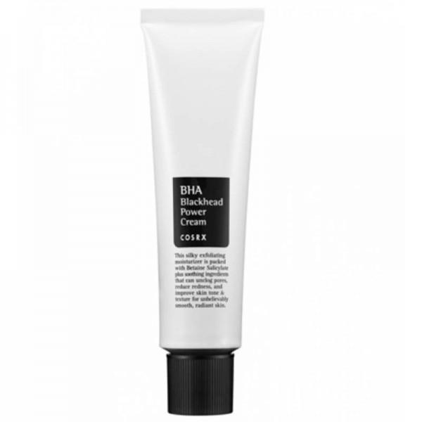 Крем от черных точек с салициловой кислотой Cosrx BHA Blackhead Power Cream картинка1