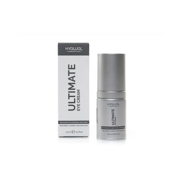 HYALUAL Ultimate Eye Cream - Корректирующий крем для области вокруг глаз картинка