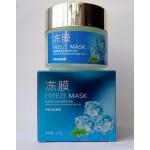 Маска для лица с экстрактом мяты bioaqua freeze mask картинка
