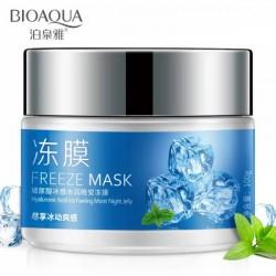 Маска для лица с экстрактом мяты bioaqua freeze mask