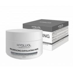 Мультикислотные диски для регенерации кожи лица Hyalual