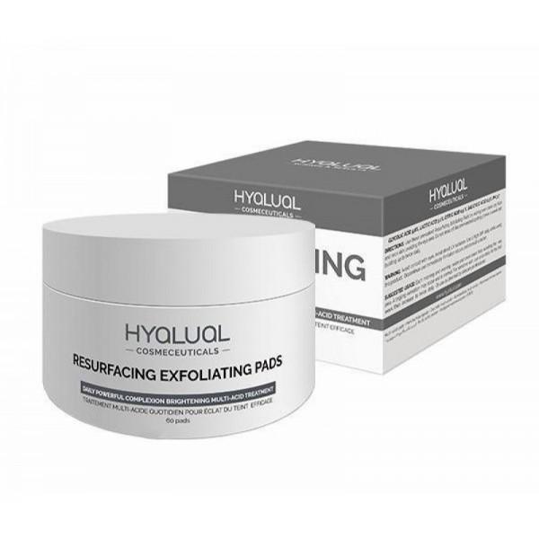 Мультикислотные диски для регенерации кожи лица Hyalual картинка