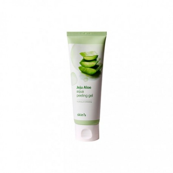 Пилинг гель для лица Skin79 Jeju Aloe Aqua Peeling Gel картинка