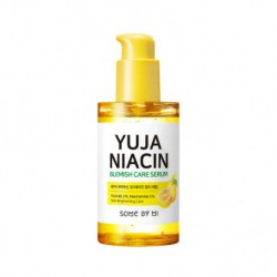 Выравнивающая тон сыворотка SOME BY MI Yuja Niacin 30 Days Blemish Care Serum